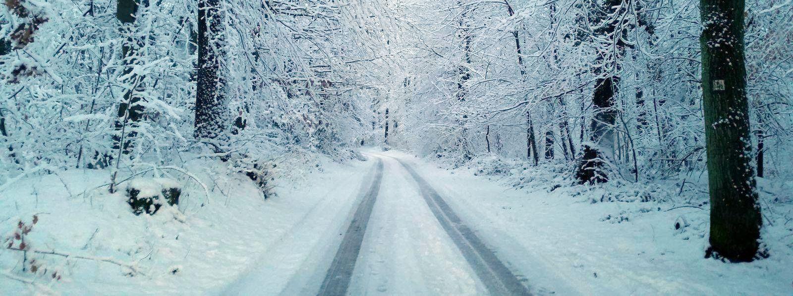 Hoher Eigenschaden nach Unfall wegen fehlender Winterreifen – wenigstens Bußgeld und Punkte vermeiden