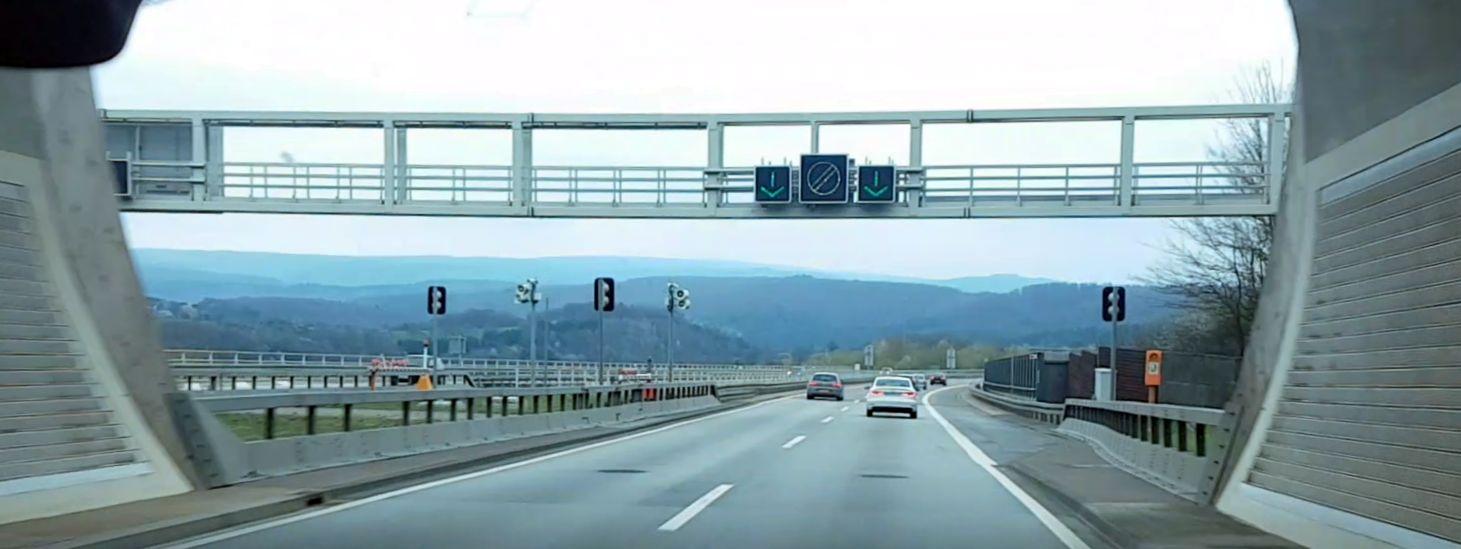 Geblitzt bei Wellingen auf der A 8 hinter Pellinger Tunnel am 21.02.2019? Bußgeldbescheide möglicherweise angreifbar