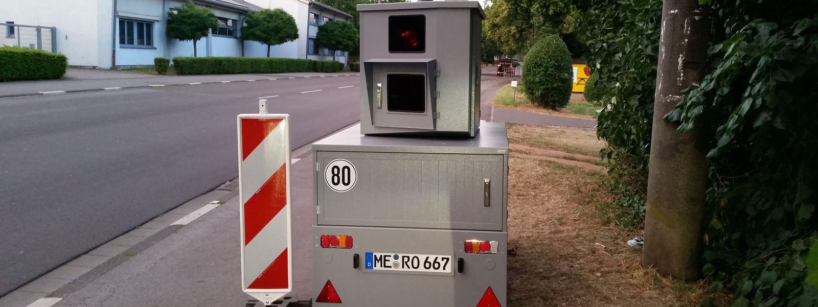 PTB möchte Speicherung von Rohmessdaten bei Geschwindigkeitsmessungen zukünftig unterbinden