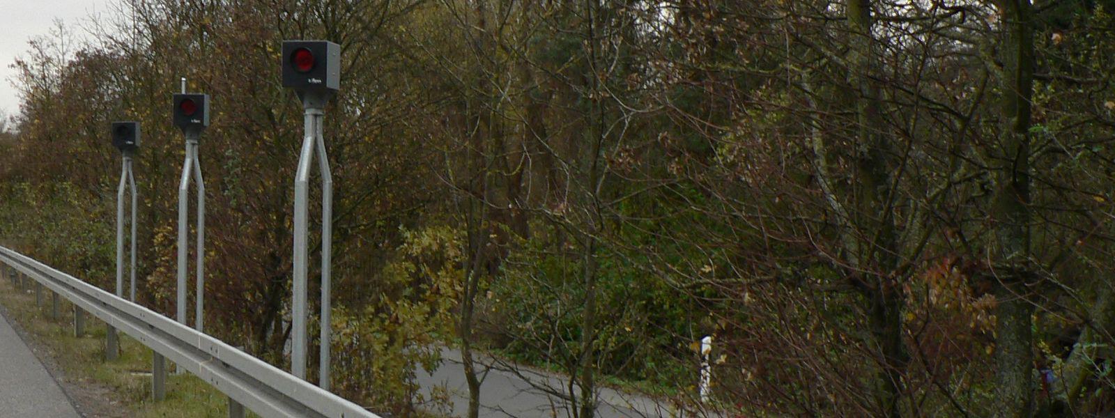 Geblitzt auf der A 8 bei Leonberg? Messungen können jetzt besser überprüft werden!